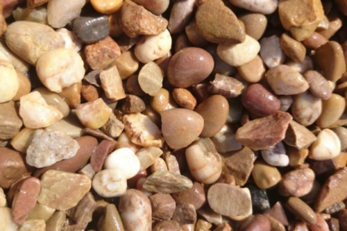 Mixed Gravel Aggregates