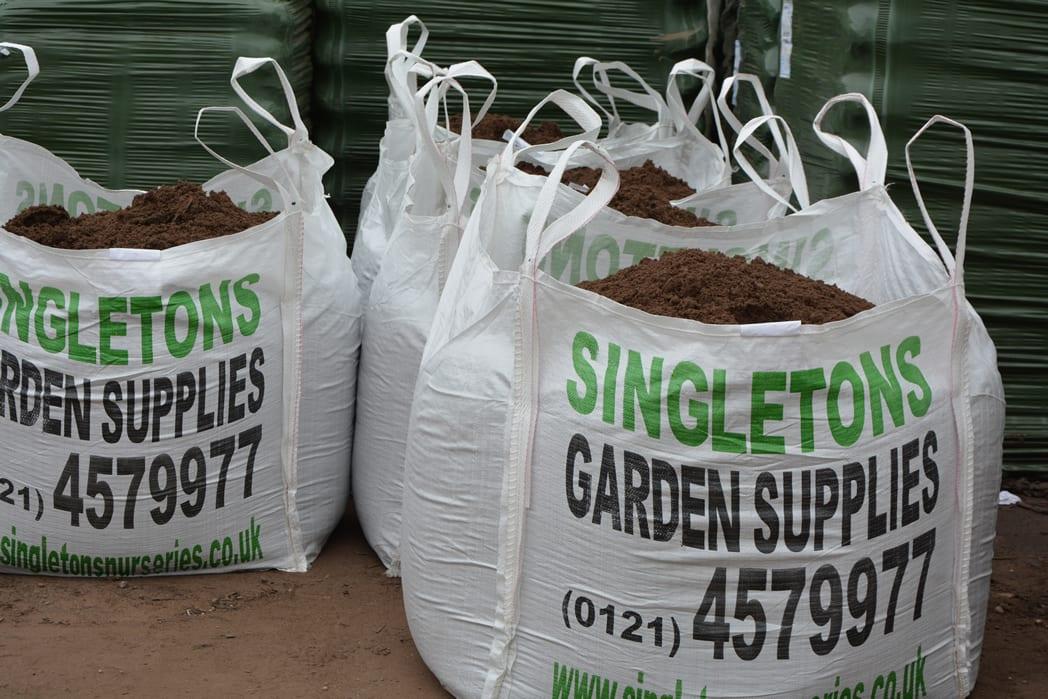 Bagged Topsoil