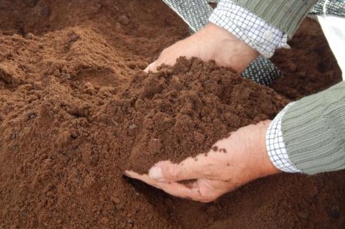 Lawn Dressing Topsoil