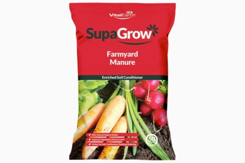 SupaGrow Farmyard Manure