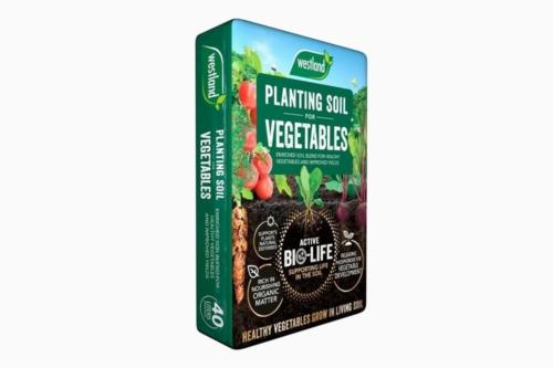 Westland Bio-Life Planting Soil for Vegetables