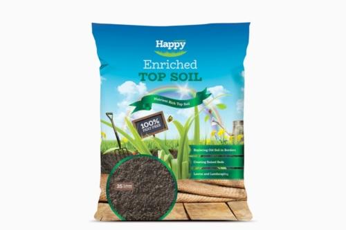 Happy Enriched Topsoil