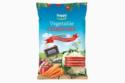 Happy Vegetable Compost