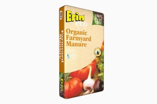 Erin Eco Organic Farmyard Manure