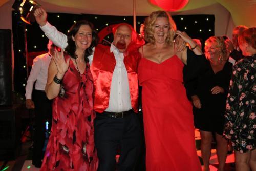 Singletons Red Balloon Charity Ball